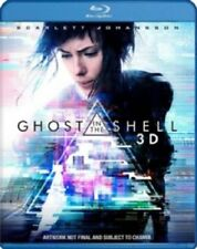 Scarlett Johansson 3D Blu-ray Discs
