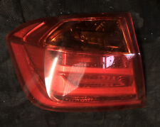 BMW 3 SERIES F30 2017 PASSENGER REAR TAIL OUTER LIGHT
