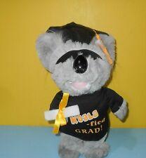 "Chantilly Lane Graduation Koala Bear Koalafied Grad Animated Singing 14"" Plush"