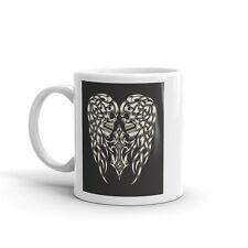 Skull Wings Scary Horror Halloween High Quality 10oz Coffee Tea Mug #7679