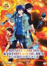 Ao no Exorcist: Kyoto Fujouou-hen DVD (Vol.1-12 end) with English Subtitle