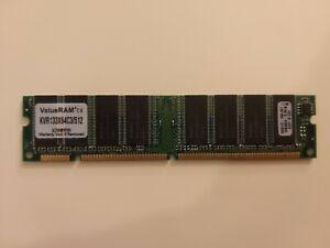 Kingston ValueRAM 512 MB DIMM 133 MHz SDRAM Memory (KVR133X64C3/512)