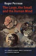 Roger Penrose  The Large, the Small and the Human Mind  US HCDJ 1st/2nd