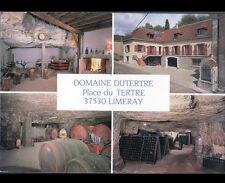 LIMERAY (37) DOMAINE DUTERTRE , CAVE à VINS