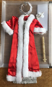 Vintage Pedigree 1972 Miss Beautiful Sindy Outfit Crown & Sceptre VHTF #12S207