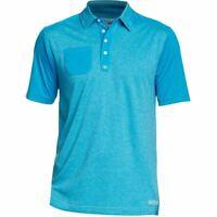 OGIO Golf Relay Patch Pocket Anti-Roll Collar Mens Golf Polo Shirt