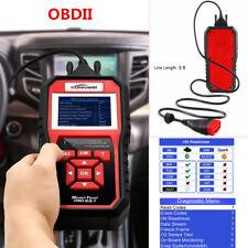 KW850 OBD2 EOBD Automotive Engine Fault Code Reader Diagnostic Scanner Tool Good