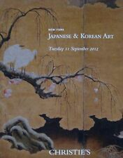 CATALOGUE DE VENTE : ART JAPONAIS & COREEN (Japanese & Korean,laque,bronze,bois