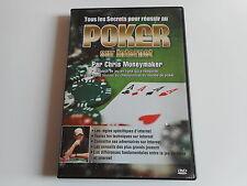 DVD-Tous les secrets pour réussir au POKER SUR INTERNET par CHRIS MONEYMAKER