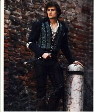 [3936] Douglas Booth Signed 10x8 Photo AFTAL