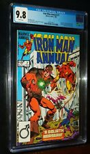 IRON MAN ANNUAL #7 1984 Marvel Comics CGC 9.8 NM/MT White Pages