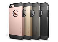 Spigen iPhone 6s Case [HEAVY DUTY PROTECTION] Tough Armor Case SERIES For Apple