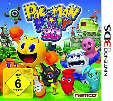 Nintendo 3DS Spiel ***** Pac-Man Party **********************************NEU*NEW