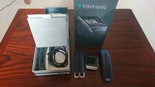 Fitbit Ionic Activity Tracker - Charcoal Band, Smoke Grey case