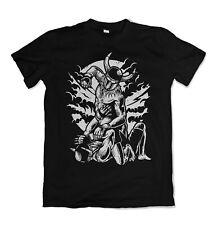 Viking Mma Luchador Camiseta S-3XL