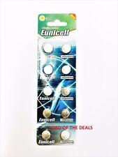 10 X Eunicell AG10, LR1130 189 LR54 390 389 1.5v Button/Coin Battery