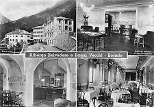 Cartolina - Postcard - Bormio - Albergo Belvedere - vedutine - anni '50