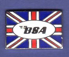BSA MOTORCYCLE HAT PIN LAPEL PIN TIE TAC ENAMEL BADGE #2033