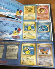 Pokemon Card Pikachu Dragonite Articuno Zapdos Moltres ANA Japanese Japan Promo