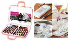 uni-ball POSCA Pigmentmarker im 20er Koffer Pigmentstiftekoffer Pigmentmaler