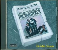 The Van Dykes - Tellin' Like It Is Cd Perfetto
