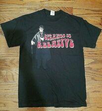 Johnny Depp Dark Shadows T-shirt Srange Is Relative SZ M