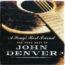 JOHN DENVER A Song's Best Friend The Very Best Of (Gold Series) 2CD BRAND NEW