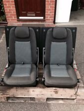 Ford S max 3rd Row Back Rear Seats S-max With Seat Belts Smax  '