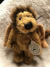 Boyds Bears Collection Angel Lion Ornament Plush Jointed Stuffed Animal, A1 cute