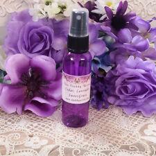 Cedar, Lavender, & Sweetgrass Room Spray, Cleansing, Smudging