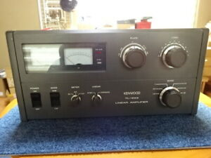 KENWOOD TL-922 500w linear amplifier for parts Amature Ham Radio transceiver