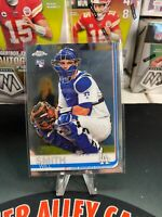2019 Topps Chrome Will Smith Rookie Card No.47 Dodgers