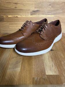Cole Haan Grandtour Wing Ox Woodbury Men's Leather Wingtip Oxfords C29414