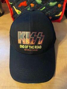Kiss End of the Road Tour Baseball Hat Cap Kiss Tour 2020 2021