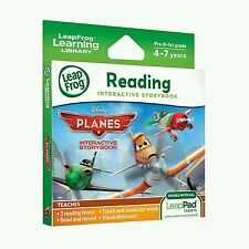 Leapfrog Reading Disney Planes Interactive Storybook New  - LeapPad Tablets