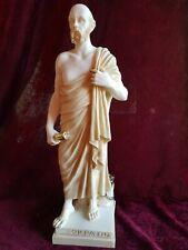 Alabaster Sokrates griechische Mythologie Götter Griechenland  (A04/07)