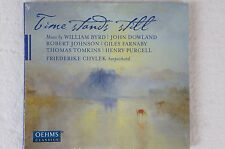 Time stands still William Byrd Dowland Johnson Friederike chylek (box8)