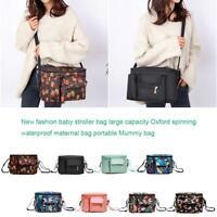 Women's Oxford Handbag Shoulder Bag Ladies Waterproof Crossbody Messenger Bags