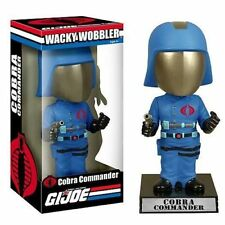 G.I JOE COBRA COMMANDER FUNKO WACKY WOBBLER