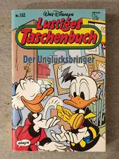 Erstausgabe/Erstauflage - LTB Nr. 152 - 6,50 DM / 1990 - Lustiges Taschenbuch