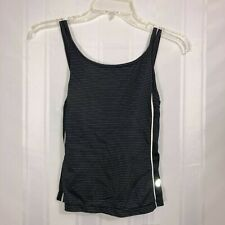 NWT Pearl Izumi Black Women's Size: XS Ultrastar Select Series Striped Cami Top