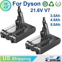 SV11 For DYSON V7 Battery 3.5/4.0/5.0Ah 21.6V ANIMAL HEPA ABSOLUTE Cordless V702