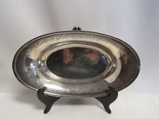 Antique Tiffany Bowl Sterling Silver Monogrammed