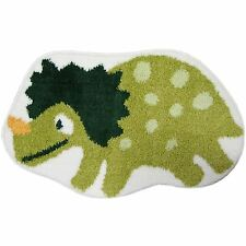 chambre d'enfant Dinosaures Tapis Catherine Lansfield VERT NEUF