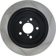 StopTech Disc Brake Rotor Rear Right for Subaru Legacy, Saab 9-2X / 126.47011SR