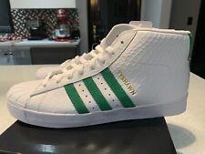 Adidas Pro Model Vulc Adv Tyshawn Jones White /Green CG4274 Men's Size 10.5