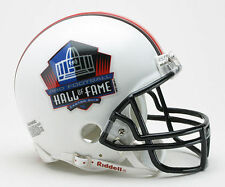NFL Hall of Fame Riddell ProLine MINI Football Helmet