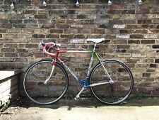Zullo Special 1984 Vintage Road Racing Bike — Italy tricolor