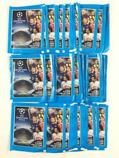 Champions League Topps 2016 / 17 / Lot 50 Paquet Pochette Stickers Neuf 16 2017