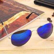 Elegant Men Women Summer Eyewear Reflective Lens Sports Sunglasses BA